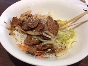 Pho Hai An Lemongrass Beef